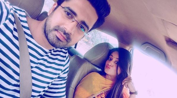 """Balika Vadhu"" to go off air? Pictured: ""Balika Vadhu"" co-stars Avinash Sachdev and Mahhi Vij"