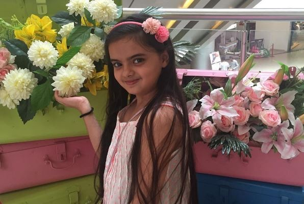 """Ruhaanika Dhawan and other child celebrities to enter """"Jhalak Dikhhla Jaa 9"""" as wild card contestants. Pictured: Ruhaanika Dhawan"""