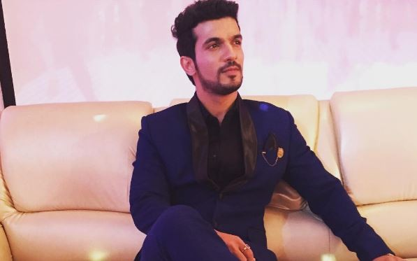 TV actors wish fans on the occasion of Eid. Pictured: Arjun Bijlani