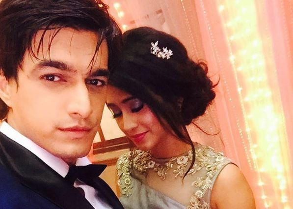 'Yeh Rishta Kya Kehlata Hai' alleged couple Shivangi and Mohsin lock themselves up in vanity van? This is what actress has to say