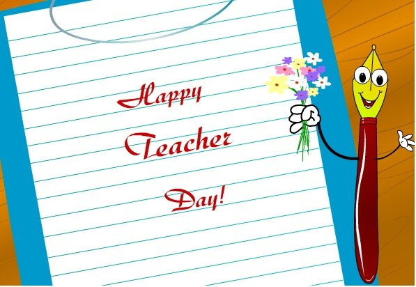 Happy Teachers' Day 2016
