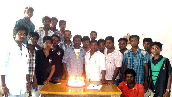Pawan Kalyan,Pawan Kalyan birthday,Pawan Kalyan birthday celebration,Fans celebrate Pawan Kalyan birthday