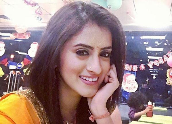 "Mihika Varma of ""Yeh Hai Mohabbatein"" fame gets married. Pictured: Mihika Varma"