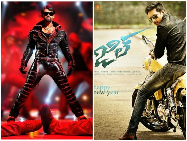 Sai Dharam Tej's Rey and Gopichand's Jil