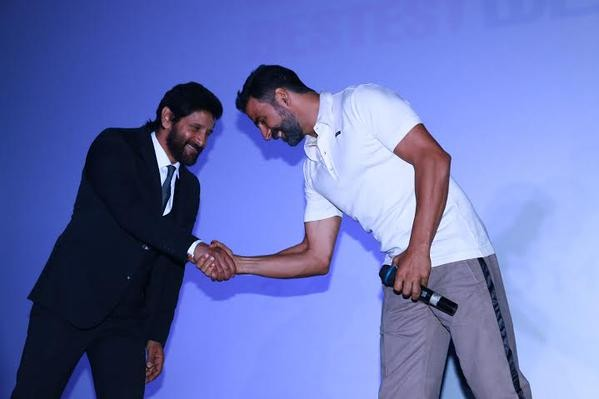 Vikram Launches Big Deal TV Home Shopping Channel,Akshay Kumar Launches Big Deal TV Home Shopping Channel,Vikram Launches Big Deal TV,Akshay Kumar Launches Big Deal TV,Vikram and Akshay Kumar,Vikram,Akshay Kumar,Vikram & Akshay Kumar