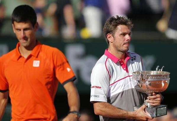 Stanislas Wawrinka,French Open Title,French Open Title 2015,Novak Djokovic,tennis,maiden French Open title,French Open 2015,French Open 2015 winner