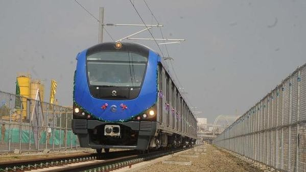 Chennai Metro,Jayalalithaa to launch Chennai Metro,Chennai Metro pics,Chennai Metro launch,chennai metro rail,Jayalalithaa,Chief Minister J Jayalalithaa,Chennai Metro started from today,Chennai metro to be lauched today,Jayalalithaa launches Chennai Metro