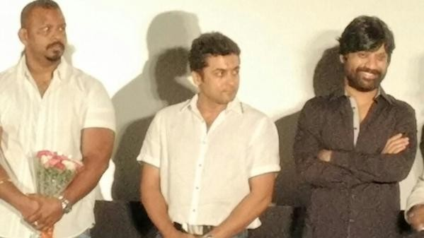 Night Show Movie Trailer Launch,Night Show Trailer Launch,Suriya,S. J. Surya,Sathyaraj,Night Show Trailer Launch pics,Night Show Trailer Launch images,Night Show Trailer Launch photos,Night Show Trailer Launch stills,Night Show Trailer Launch pictures