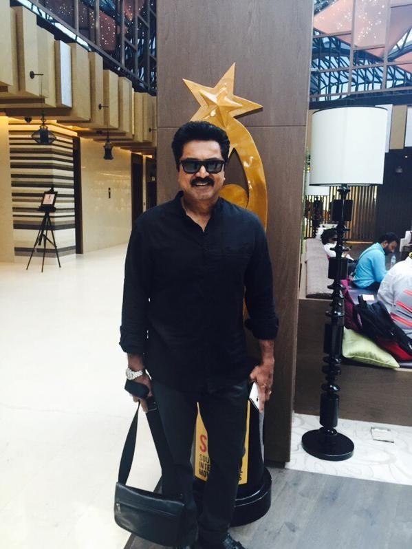 Sarathkumar,actor Sarathkumar,Sarathkumar at SIIMA Awards 2015,SIIMA Awards 2015,SIIMA Awards,SIIMA,SIIMA 2015,Sarathkumar latest pics,Sarathkumar latest images,Sarathkumar latest photos,Sarathkumar latest stills,Sarathkumar latest pictures
