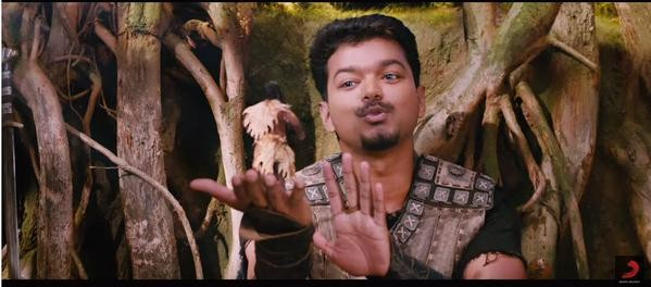 Ilayathalapathy Vijay,Vijay,actor vijay,vijay in puli,puli trailer,vijay in puli trailer,puli trailer pics,puli trailer images,puli trailer photos,puli trailer stills