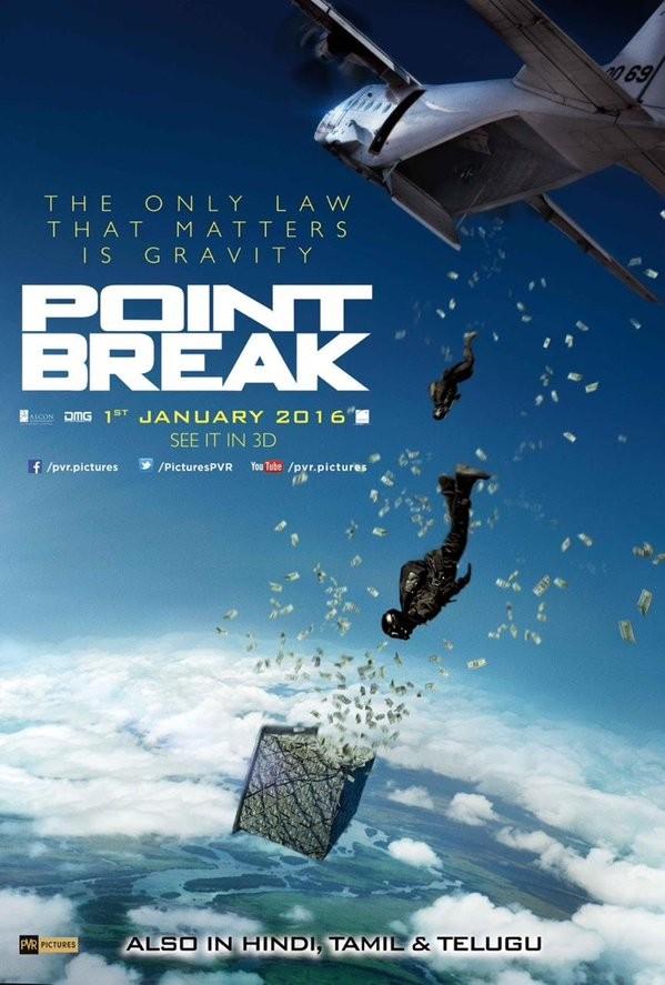 Point Break,Point Break first look poster,Point Break first look,Point Break poster,Édgar Ramírez,Luke Bracey,Teresa Palmer,Ray Winstone