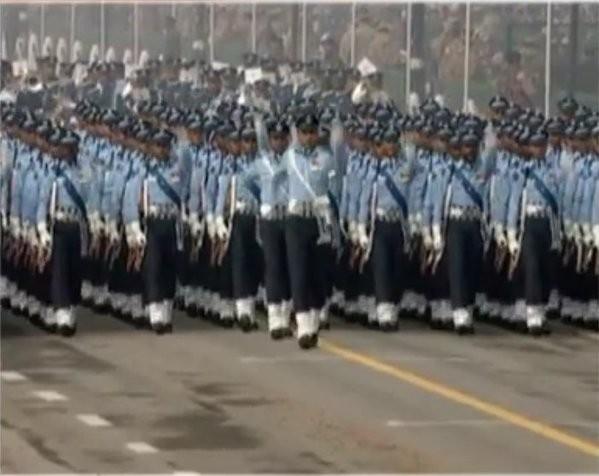 Prime Minister Narendra Modi,Prime Minister Narendra Modi reached Rajpath,67th Republic Day,Republic Day,Republic Day 2016,Republic Day celebrations,happy Republic Day,Narendra Modi,Modi
