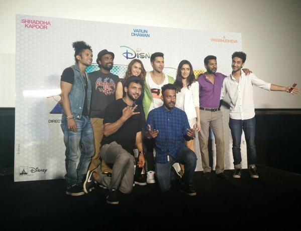 ABCD 2,Varun Dhawan,ABCD 2 trailer,Shraddha Kapoor,prabhu deva,remo d'souza