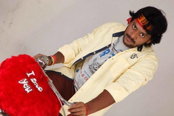Gururaj (Jaggesh/Twitter)