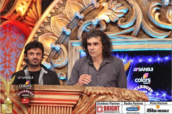 Imtiaz Ali bag the Searchlight award for Best Director