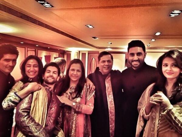 Sonakshi Sinha's Brother Wedding