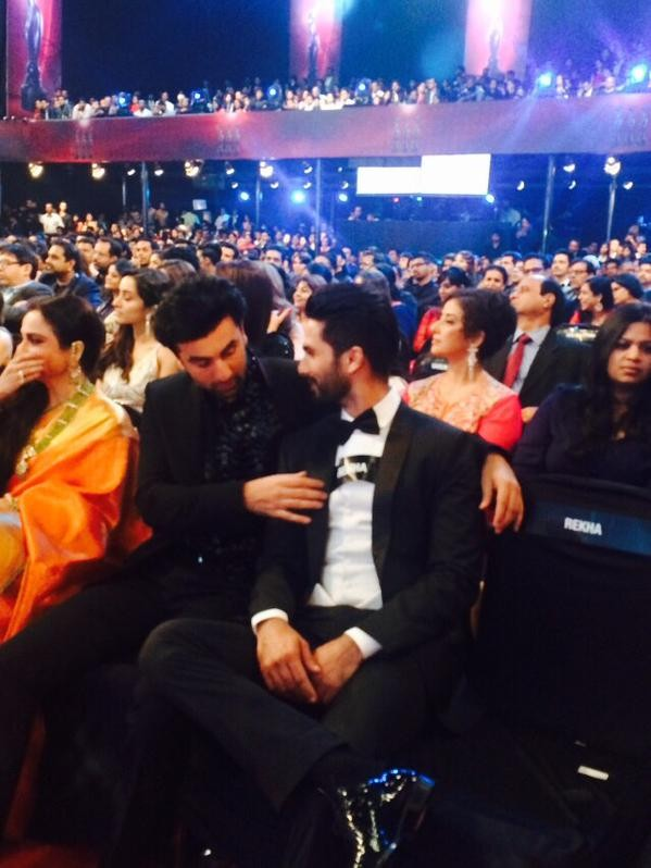 60th Filmfare Awards: Arjun Kapoor Dedicates his ...
