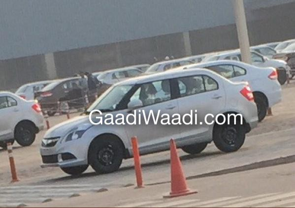 Maruti Suzuki Swift Dzire Facelift Completely Revealed in New Spy Shots, Launch on 23 February? All You Need to Know [PHOTOS]