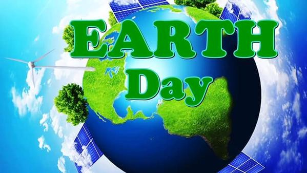 Happy Earth Day 2015