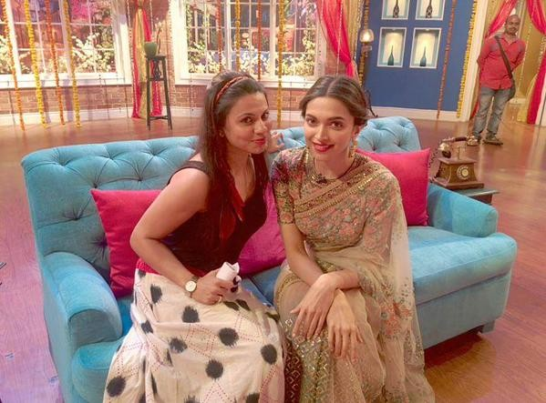 'Piku': Deepika Padukone Stuns at 'Comedy Nights With Kapil'