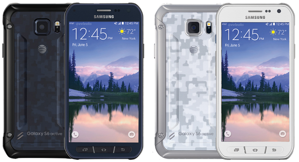 Samsung Galaxy S6 Active Fresh Images Leak Online: Mammoth Battery, Rugged Build And More