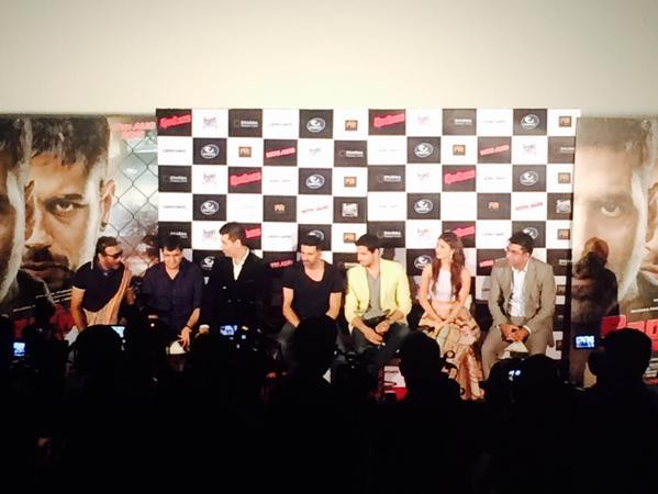 'Brothers' Trailer Launch