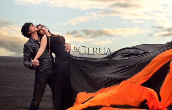 'Dilwale' new song 'Gerua'