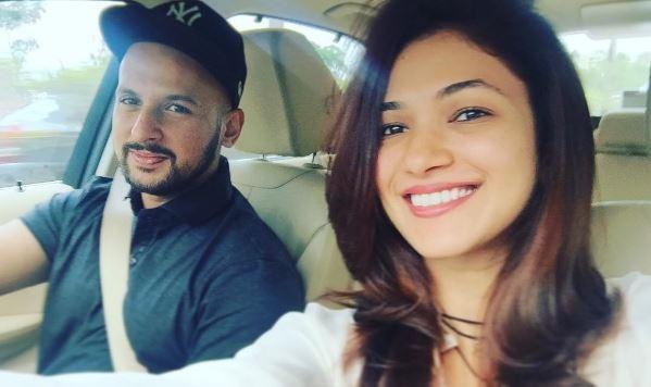 """Bahu Hamari Rajni_Kant"" actress Ridhima Pandit dating Hrithik Roshan's cousin? Pictured: Rumoured couple Ridhima Pandit and Eshaan Roshan"