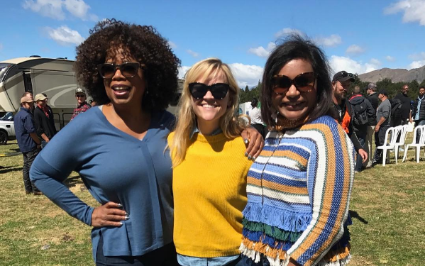 Reese Witherspoon, Mindy Kaling, and Oprah Are Loving New Zealand