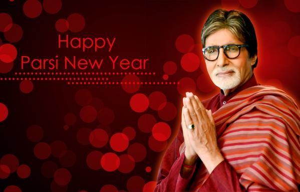 Amitabh Bachchan wishes 'Happy Parsi New Year'