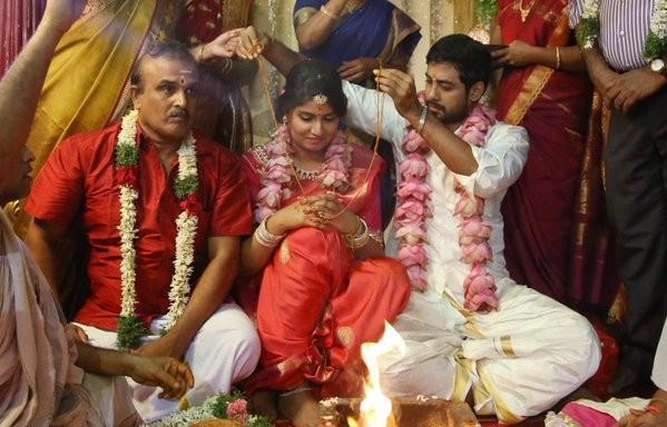 Aari Wedding