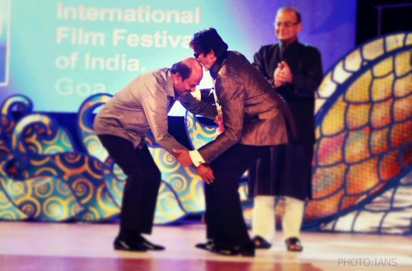 Rajinikanth-Amitabh Bachchan