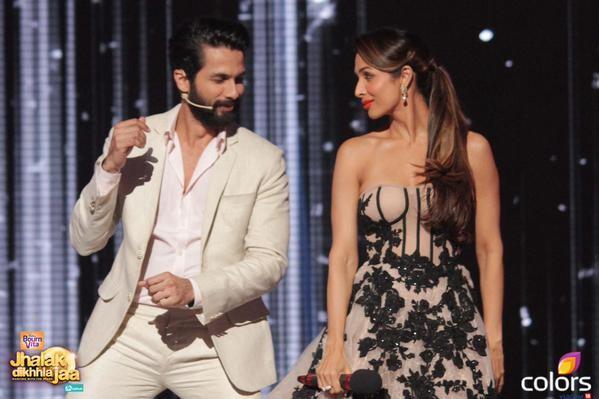 Shahid Kapoor's prank on Malaika Arora Khan backfires on sets of 'Jhalak Dikhla Jaa 8'