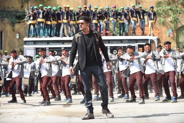Vijay in 'Theri'