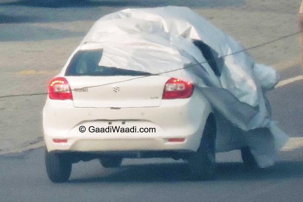 Suzuki YRA Hatchback to be Christened Baleno?