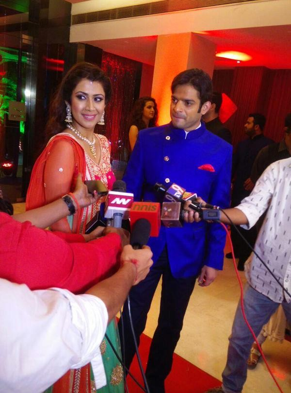 Karan patel wedding ceremony,karan patel,Television actor Karan Patel,karan patel and ankita,karan patel married,Karan Patel and Ankita Bhargava's sangeet ceromony,Karan Patel sangeet ceromony,Ankita Bhargava sangeet ceromony,Karan Patel and Ankita Bharga