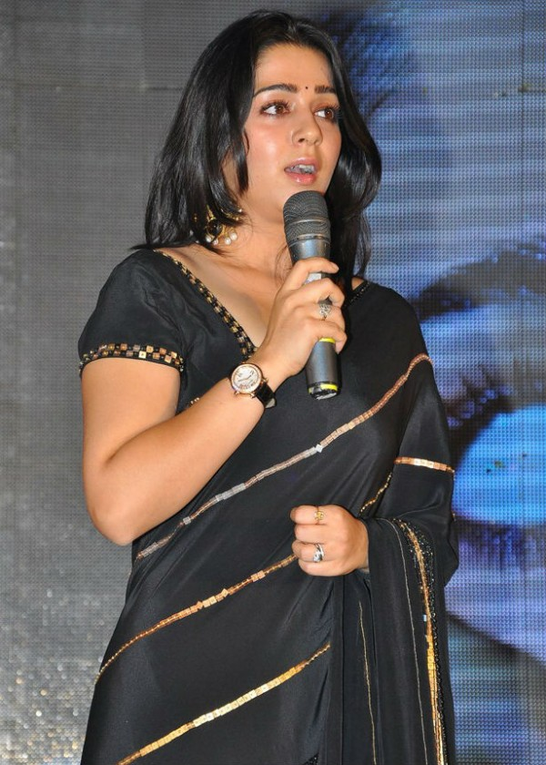 Charmy Kaur At Mantra 2 Audio Launch