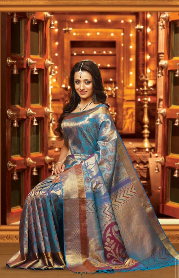 Trisha In Bridal Wear Photos Images Gallery 13037