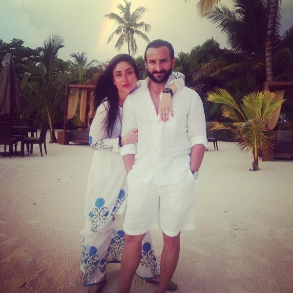 Saif Ali Khan,Saif Ali Khan kareena,Kareena Kapoor Khan,saifeena,soha ali khan,celebs honeymoon