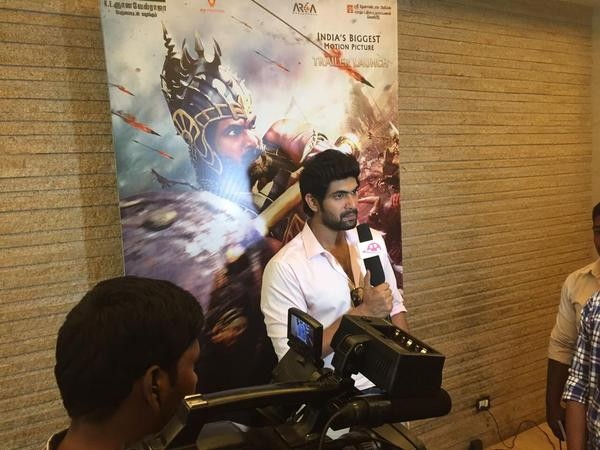 Baahubali Tamil Trailer Launch,Tamil Baahubali Trailer Launch,Baahubali Trailer Launch,Baahubali Trailer Launch pics,Baahubali Trailer Launch images,Baahubali Trailer Launch photos,Baahubali Trailer Launch stills,S.S. Rajamouli,Prabhas,Rana Daggubati,Anus