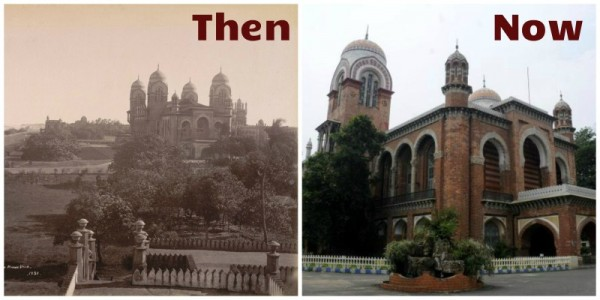 chennai  then and now - photos images gallery