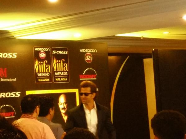 Hrithik Roshan launched To Dad With Love Book at IIFA 2015,Hrithik Roshan launched To Dad With Love Book,To Dad With Love Book,IIFA 2015,Hrithik Roshan at IIFA 2015,Hrithik Roshan,actor Hrithik Roshan,IIFA 2015 awards,IIFA awards,IIFA 2015 pics,IIFA 2015