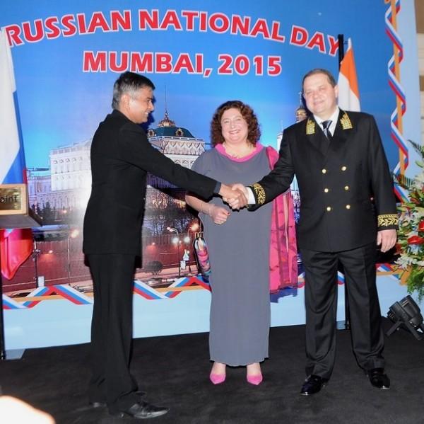 School Shooting Britain: Russian's National Day Celebration In Mumbai
