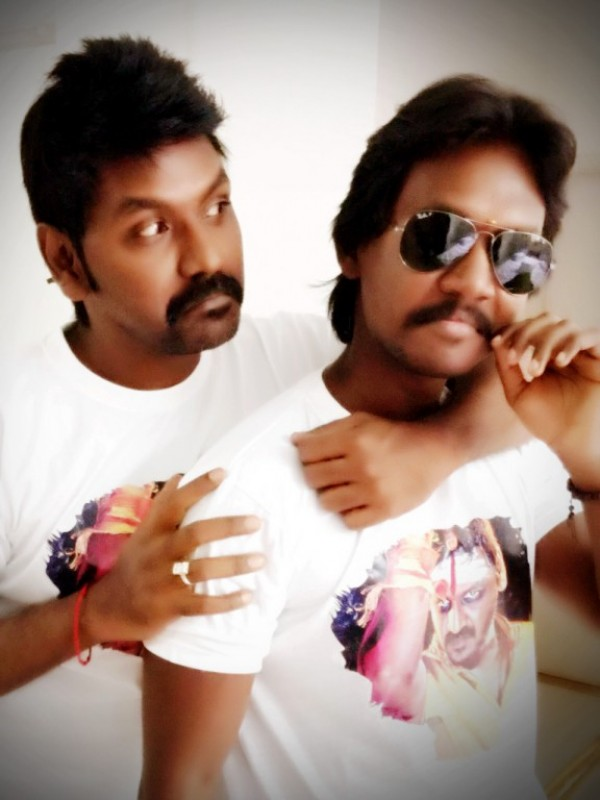 Raghava Lawrence Brother Elwin Six Pack Stills Photos Images Gallery 18038