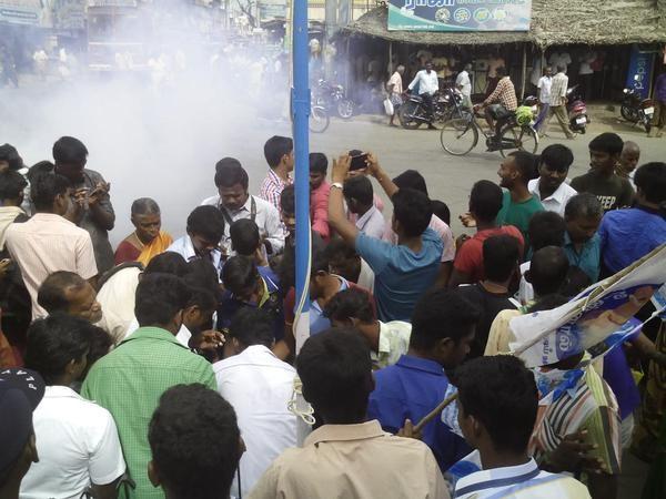 Vijay birthday celebration,Vijay 41st birthday celebration,Vijay birthday celebration pics,Vijay birthday celebration images,Vijay birthday celebration photos,Vijay birthday celebration stills,Vijay fans celebrates birthday