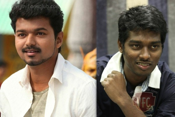 Vijay 59,vijay,actor vijay,Ilayathalapathy Vijay,Ilayathalapathy Vijay 59th movie,Atlee,director Atlee,Vijay 59th Film Director Atlee,Vijay and Atlee