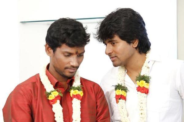 Sivakarthikeyan New Movie Pooja - Photos,Images,Gallery ...