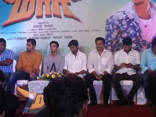 Maari Press Meet,Maari,Dhanush,actor Dhanush,Maari Press Meet pics,Maari Press Meet images,Maari Press Meet photos,Maari Press Meet stills,Maari Press Meet pictures