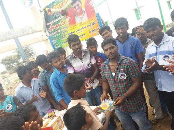 Puli Audio Release,Puli Audio,puli,vijay,ilayathalapathy vijay,vijay fans,ilayathalapathy vijay fans,Puli Audio Launch,Puli Audio Release celebrations,tamil movie puli
