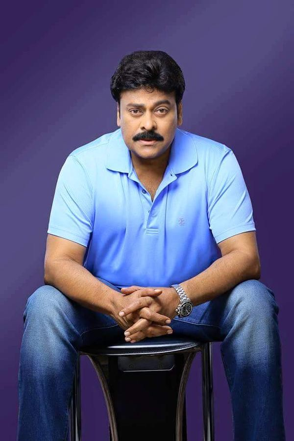Megastar Chiranjeevi Birthday Special Photoshoot Stills
